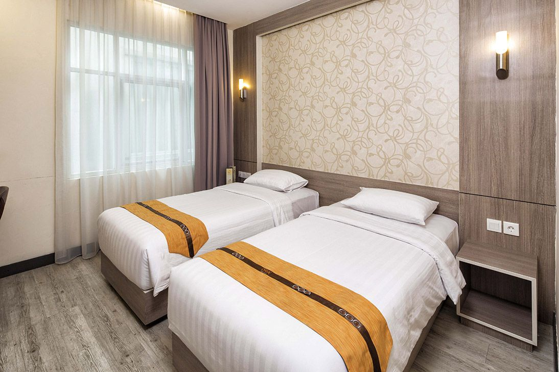 Hotel Rooms Jakarta Oria Hotel